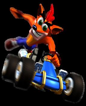 CTR: Crash Team Racing - Drift