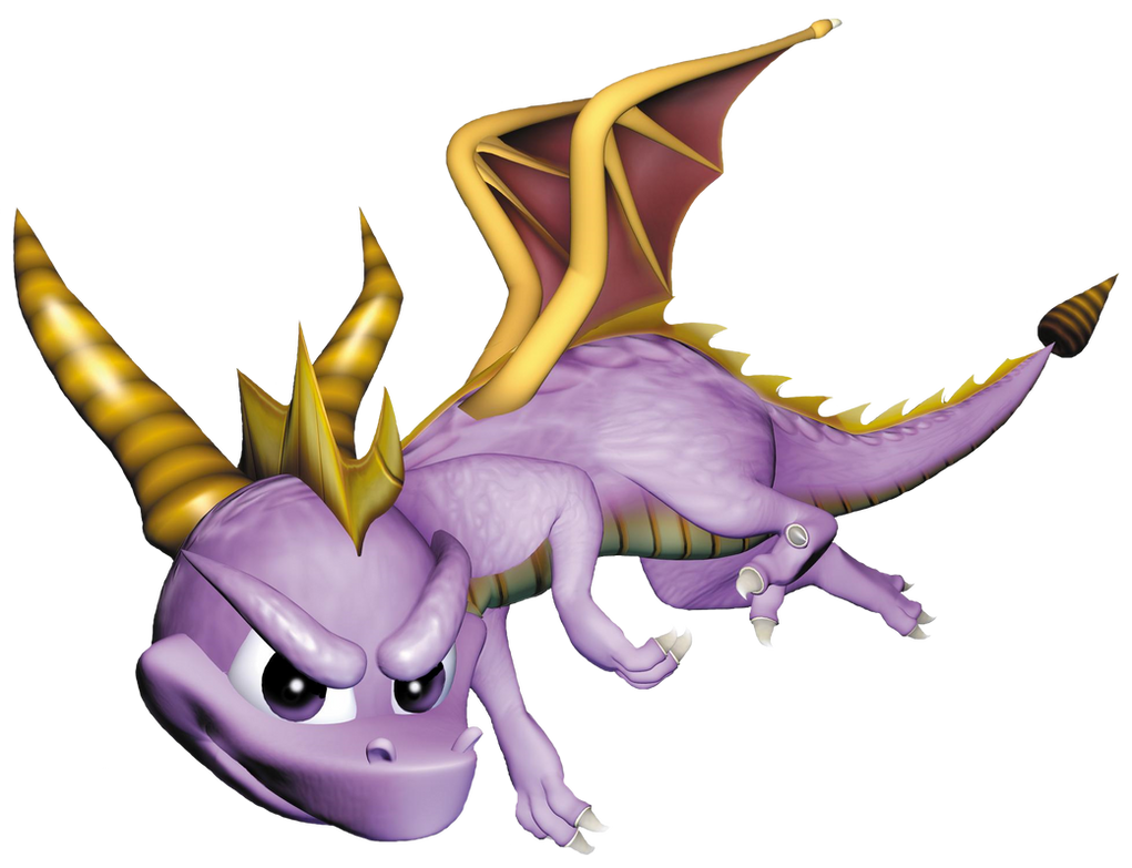 spyro 2 ripto u0027s rage spyro swimming by paperbandicoot on