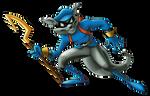Sly Cooper and the Thievius Raccoonus - Sly Sneak