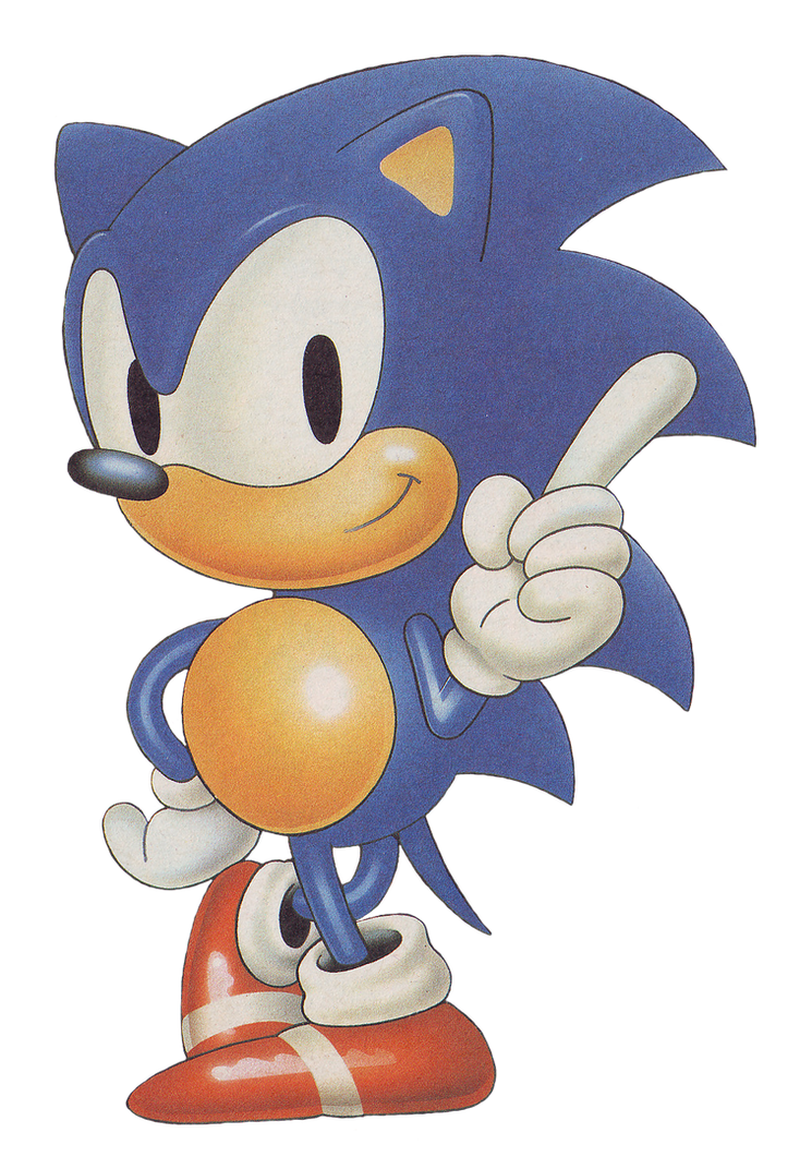 sonic the hedgehog 2 japanese manual