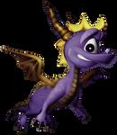 Spyro 2: Gateway to Glimmer - Spyro - Anxious