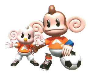 Super Monkey Ball 2 - Monkey Soccer by PaperBandicoot