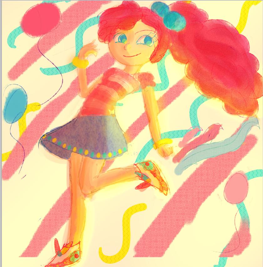 Hi im Pinkie Pie and i love pARTIES by cutiekekegirl