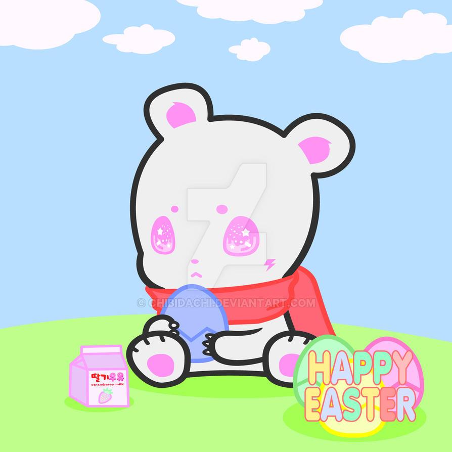 Happy Easter, Kuu~ by krnbboyj