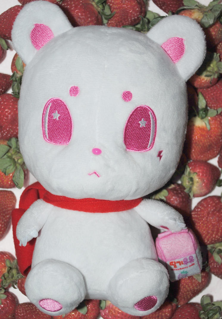 Kuu and strawberries by krnbboyj