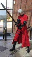 Dante cosplay by Jackov