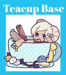 [P2U] Teacup Base by Myumelodies