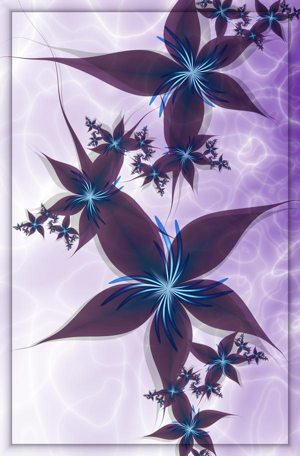 Purple Dawn by Annissina