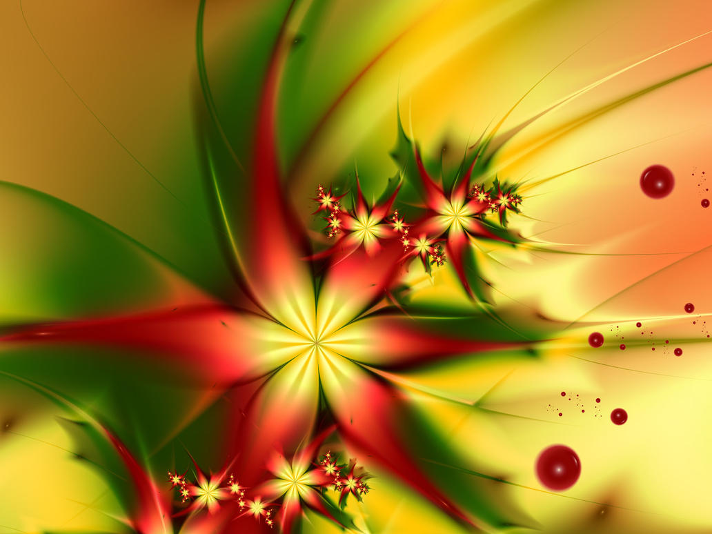 Deck the halls with boughs of holly~ by Annissina