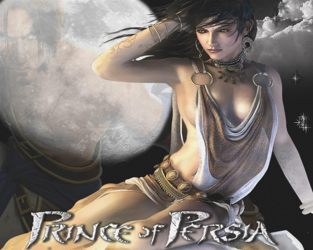 Prince of Persia wallpaper by Yoshisboy