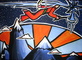 The Starcatcher by albinoferret