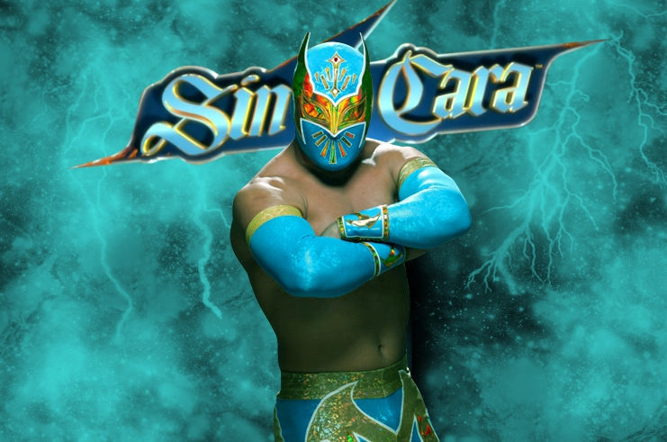 Sin Cara By TheWallpaperdesigner