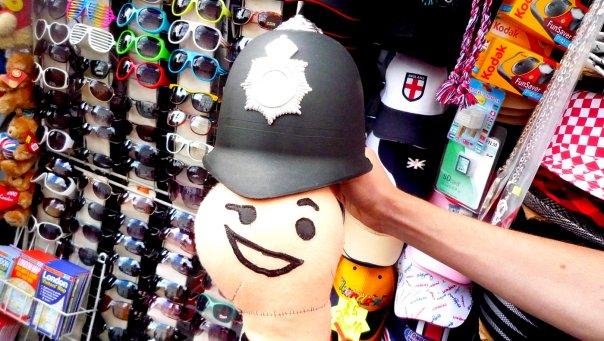 UK. Kris and 2nd Sleazy Hat by Fafnisbani