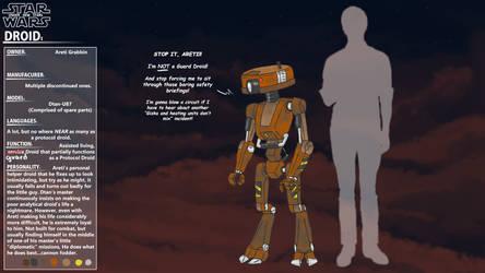 SW:UNS Areti's Droid Dtan-U