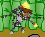 Neon Nekomata