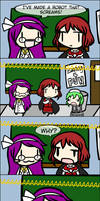 4koma: Rikako's Invention by ORT451