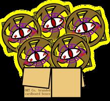 [Boxes] Evil Eyes, Please