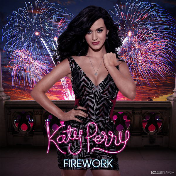 Katy Perry - Firework by cdanigc on DeviantArt