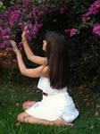 Flower Girl Stock II
