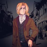 Edward  by kiathedemonwolf