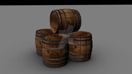 Barrel Hemanth 02