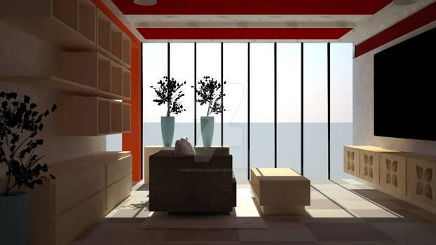 Interior Hemanth 01 V-ray
