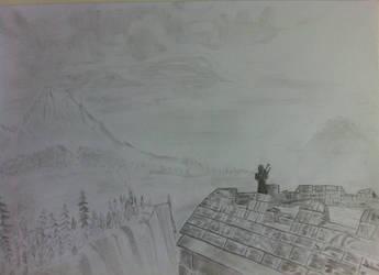 Ard Skellig by Hunterogue
