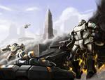 Battletech:  Lionheart's Counterattack