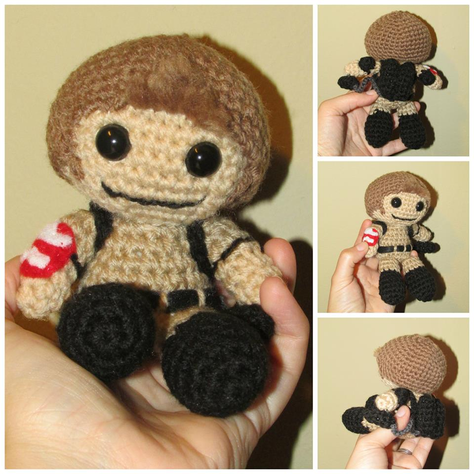 Amigurumi Ghostbusters : Who you gonna call? by oywiththeplushies on DeviantArt