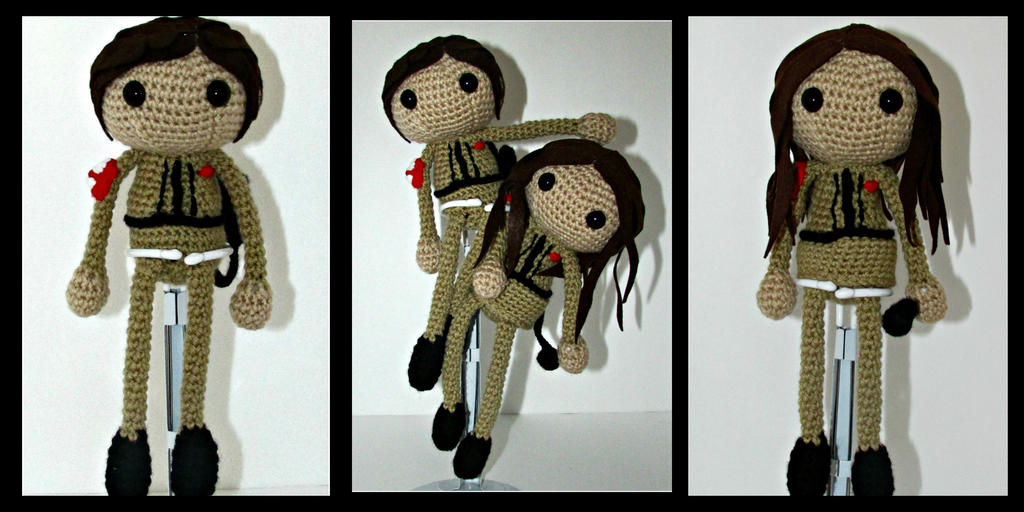 Amigurumi Ghostbusters : Ghostbuster Love Amigurumi by oywiththeplushies on deviantART