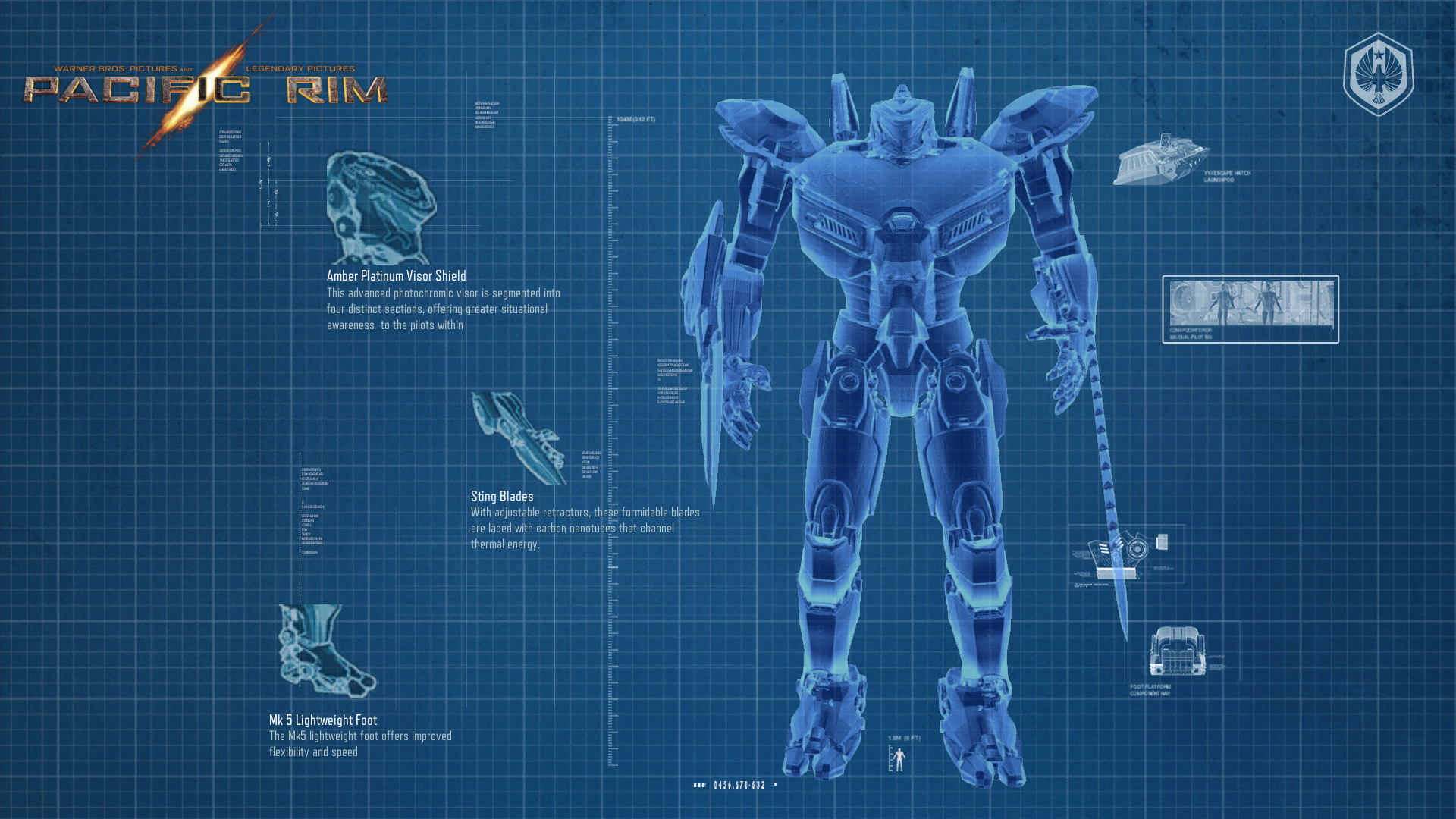Jaeger tardis alpha blueprint by lolsteve102 on deviantart jaeger tardis alpha blueprint by lolsteve102 malvernweather Images