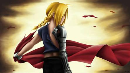 Edward Elric - Fullmetal Alchemist