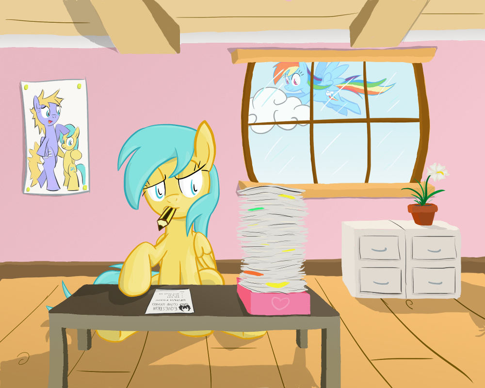 Paperwork by NotaPseudonym