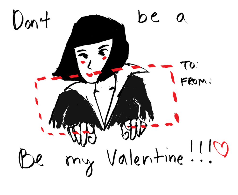 Pulp Fiction Mia Valentineu0027s Day Card By BanagaS ...