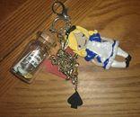 Alice in Wonderland Keychain by Alexandria-Paige