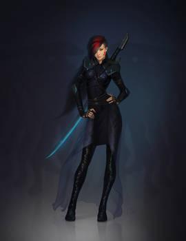 Karai (Shredder's daughter)