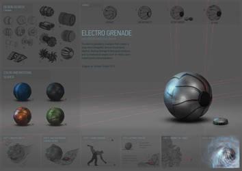 Electro Grenade by shpacia
