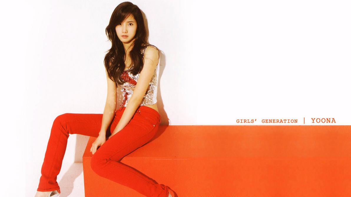 Yoona by girl