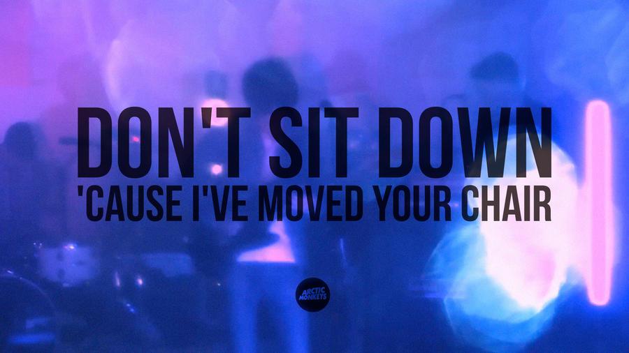 Don't Sit... By Zamaxdesign On DeviantArt