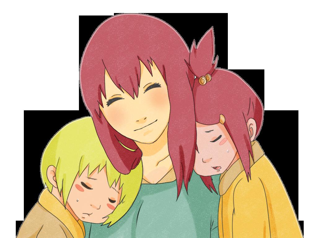 Family Time -NNG- by uzunae
