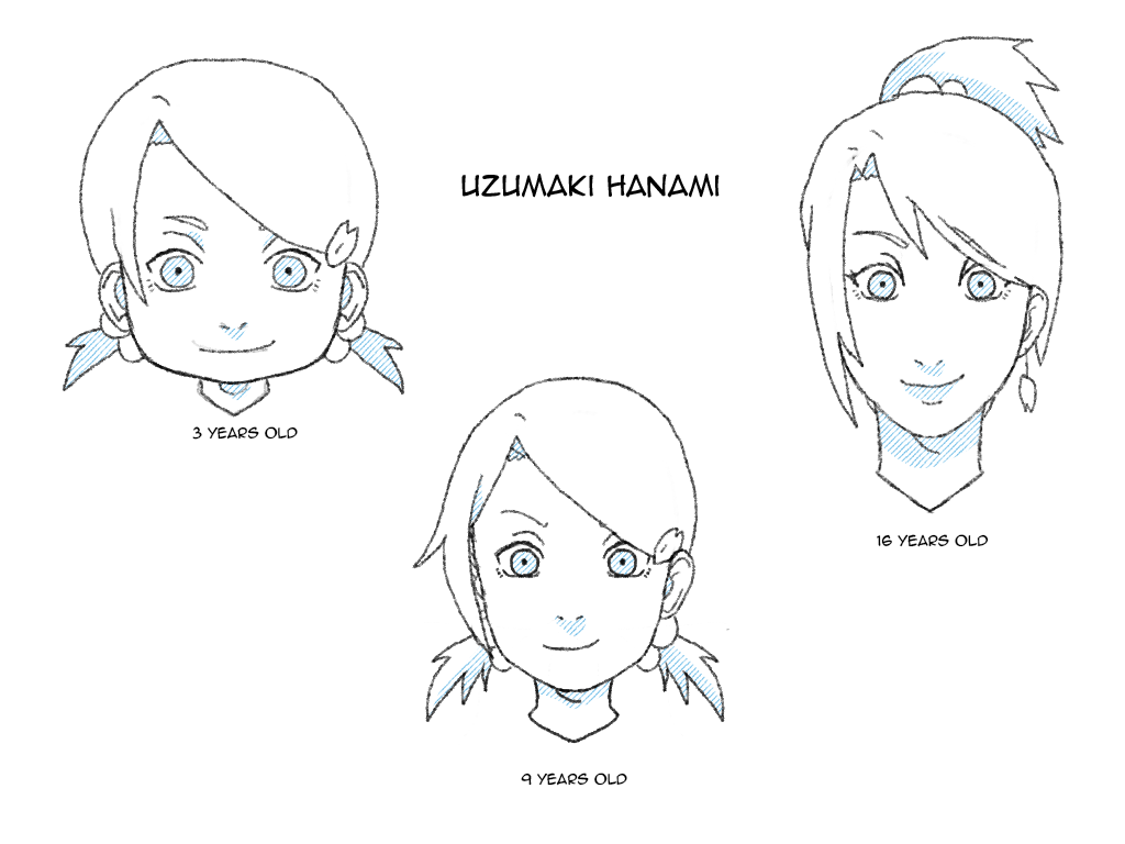Uzumaki Hanami by uzunae