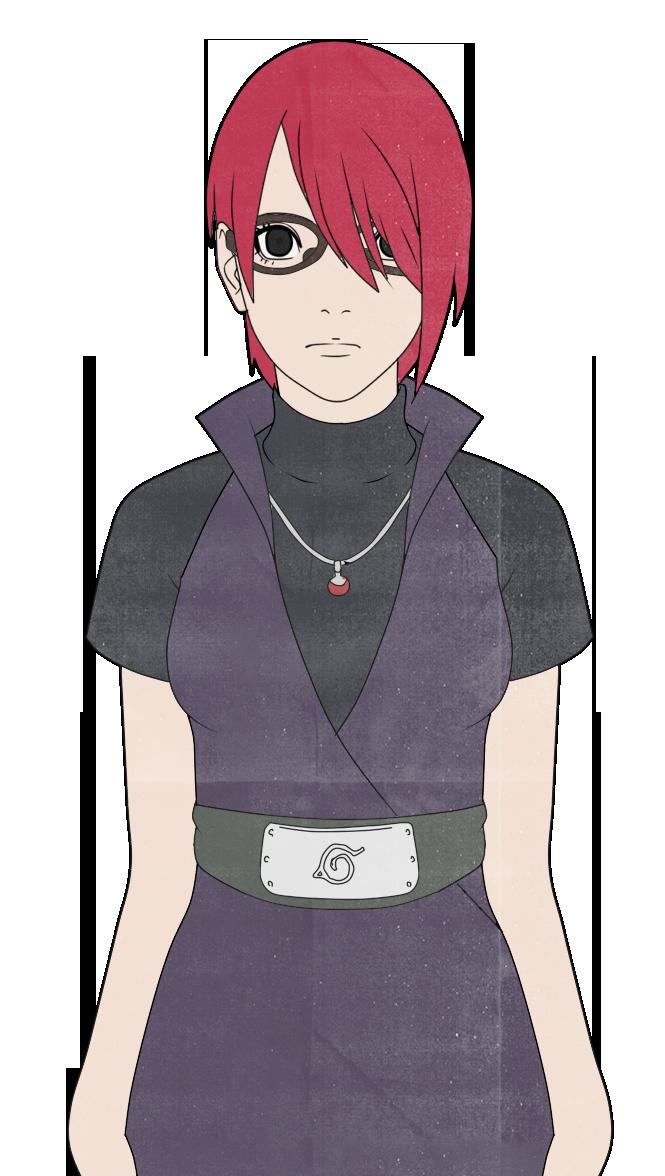 Older Uzume Uchiha Reference by uzunae