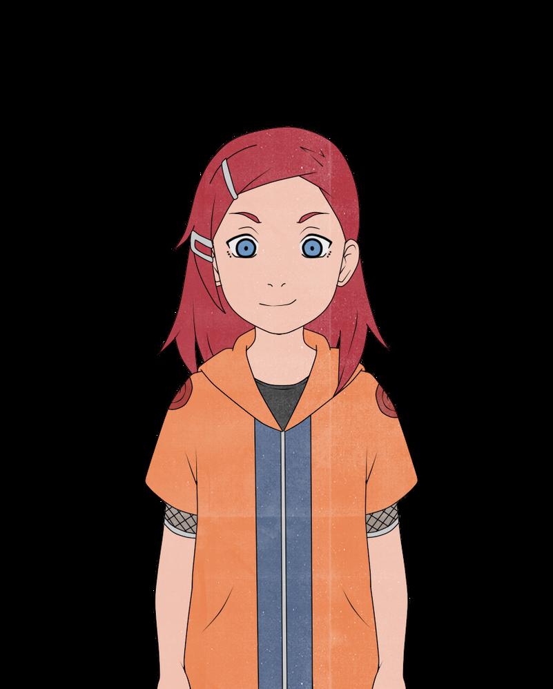Uzumaki Chiharu Reference by uzunae