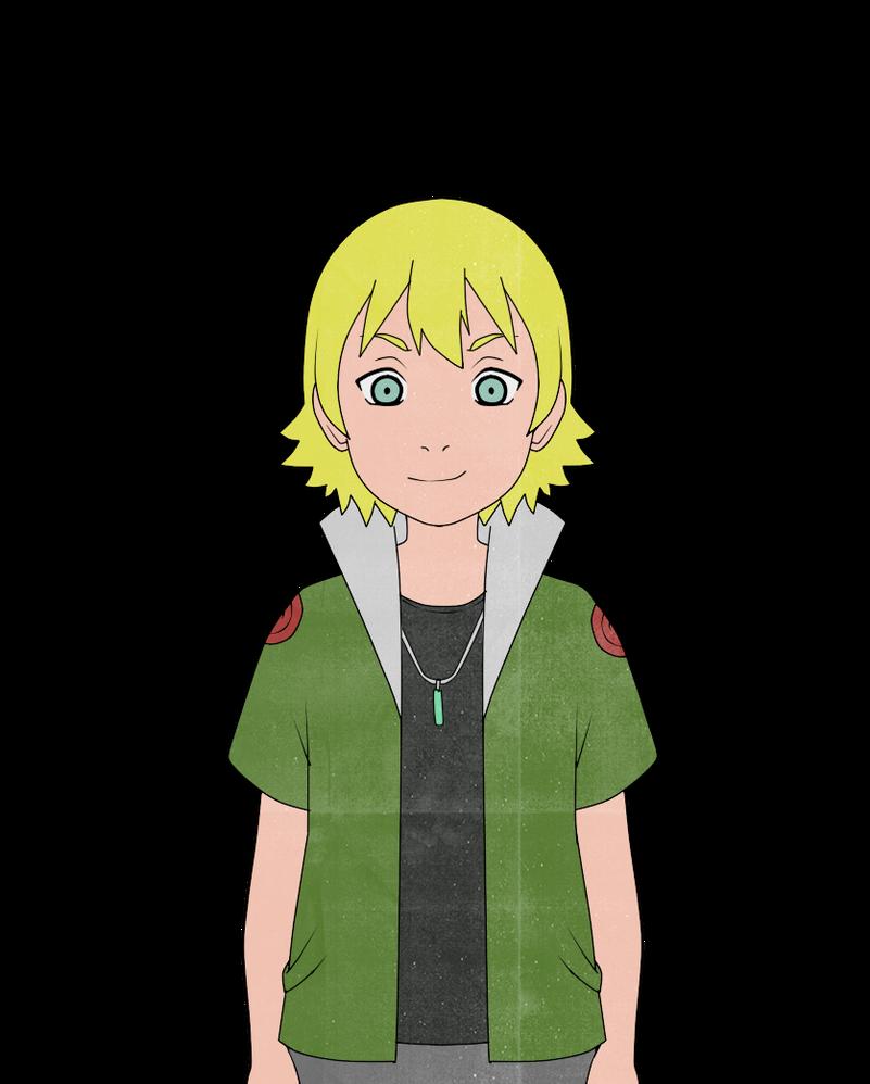 Uzumaki Saizo Reference by uzunae