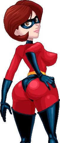 Perfect ass bent over upskirt