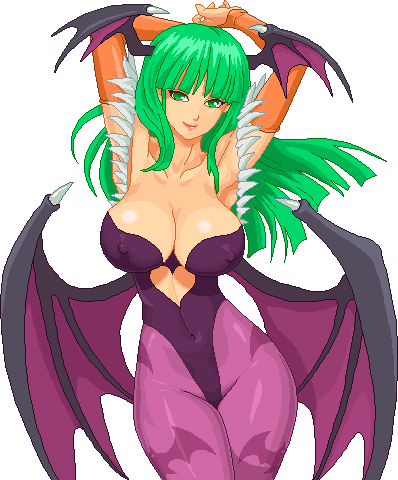 Morrigan by Real-Warner