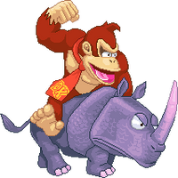 Donkey Kong by Real-Warner