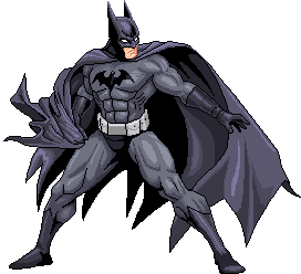 Batman by Real-Warner