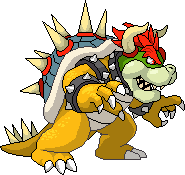 Bowser by Real-Warner