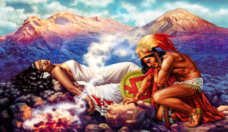 La mujer dormida by Real-Warner